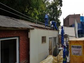 성남, 노후 슬레이트 지붕 철거 지원