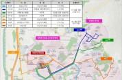 성남시의료원 7개 마을버스 노선 확충
