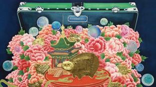 돼지 그림 보고, 다산·풍요 기원