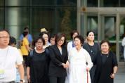 은수미 성남시장, '위안부' 피해자 기념식 참석